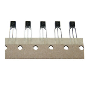 2N7000 N-Channel Enhancement Mode Field Effect Transistor,Pack of 5,10,20  or 50