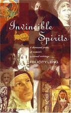 Invincible Spirits: A Thousand Years of Women's Spiritual Writings