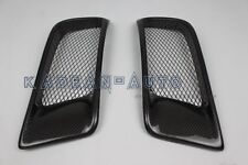 CARBON FIBER RALLIART FRONT BUMPER AIR DUCT FOR MITSUBISHI EVO EVOLUTION  X 10