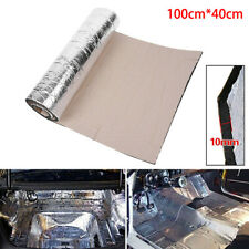 Car Auto Sound Proofing Heat Shield Insulation Noise Deadening Mat Foam 100*40cm