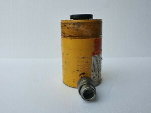 ENERPAC RCH-202 Hollow Hydraulic Cylinder 20 Ton 2 Inch Stroke # Made in USA