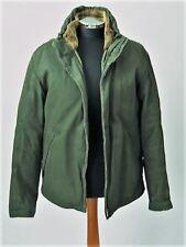 Strellson Jacke  -  Limitierte Auflage - mit Armeedecke als Futter - Farbe:Oliv