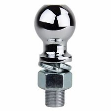 """2"""" Trailer Hitch Ball Tow For 2"""" Receiver 6000lbs GTW"""