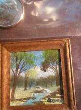 1:12  PAINTING BY ARTIST: MARILYN STEVENS SIGNED DATED LIMITED EDITION , COLOR