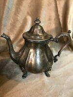 Chippendale #6302 Tea Pot + International Silver Company