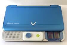 Vtech Nitro Jr. Notebook Electronic Education Laptop + 2 Cartridges