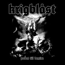 KRIGBLAST -CD- Power Till Demise