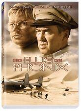 EL VUELO DES PHÖNIX Robert Aldrich JAMES STEWART Hardy Krüger PHOENIX DVD nuevo