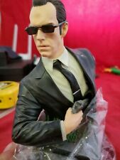 Gentle Giant Agent Smith Bust Matrix Reloaded Limited Edition 2147/7000 (jl)