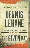 Complete Set Series - Lot of 3 Coughlin Mystery books by Dennis Lehane Given Day