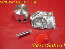 70cc Piston Kit Big Bore 50cc 2 Stroke 47mm 10mm 1PE40QMB Yamaha Minarelli JOG