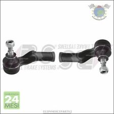 Kit Testina scatola sterzo Dx+Sx Abs FORD FOCUS C-MAX VOLVO V50 S40 C70 C30