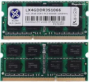 8GB (2x 4GB) Arbeitsspeicher RAM 4 APPLE iMac 20 - 24 Zoll  2009