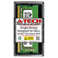 4GB PC4-19200 DDR4 2400 MHz Memory RAM for DELL WYSE THIN CLIENT 5070