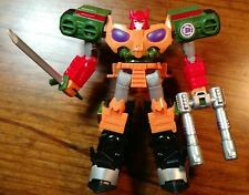 Transformers RID Bludgeon Robots in Disguise Warrior Class - 100% Complete