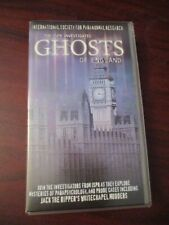Ghosts of England    VHS Video Tape