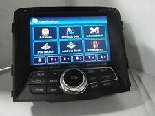 2011 2012 2013 2014 2015 Sonata Hybrid Navigation CD Player Radio