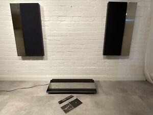 Bang & Olufsen Beocenter 9500 mit Beovox 5000 passiv Wallspeaker Design Boxen