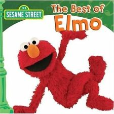 Best of Elmo 2013 Sesame Street CD