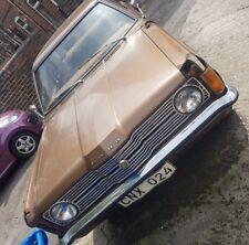 Ford Taunus 1.6 Cortina Mk3 LHD 1972