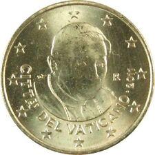 Pièces euro du Vatican année 2012 50 Cent