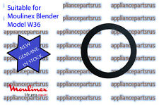 Moulinex Blender Seal Model W36 - Part No MS0698386 - NEW - GENUINE - IN STOCK