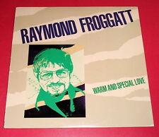 Raymond Froggatt - Warm and special love -- LP / Rock