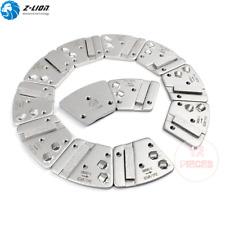 12PCS Trapezoid Grinding Pad 2*1/4 PCD Floor Diamond PCD Tool Concrete Stone New