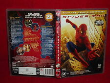 SPIDER-MAN: COLLECTOR'S EDITION 2-DISC (DVD,  M)