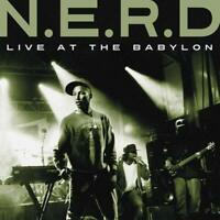 N.E.R.D - LIVE AT THE BABYLON  2 VINYL LP NEW+