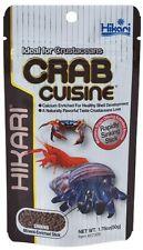 Hikari Crab Cuisine 50g Lobster Crawfish Hermit Sinking Aquarium Food