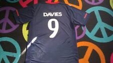 CHARLIE DAVIES SIGNED AUTOGRAPHED U.S. REPLICA SOCCER JERSEY