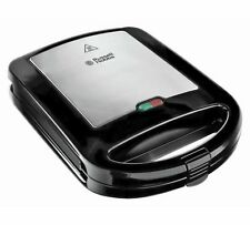 Russell Hobbs Deep Fill Sandwich Toaster Plates For Extra Tasty Toasties 24550