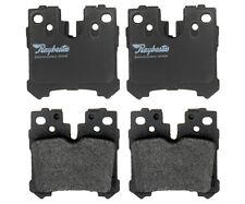 Disc Brake Pad Set-Element3; Metallic Rear Raybestos PGD1283M