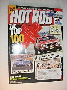 Hot Rod January 2008
