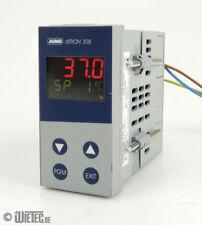 Jumo dTRON 308 Mikroprozessorregler Typ 703042 Temperaturregler