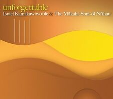 Unforgettable - Israel & The Makaha Sons Iz Kamakawiwo'Ole (2008, CD NEUF)