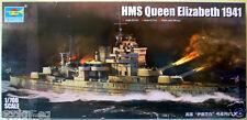 Waterline/FH 1/700 Trumpeter HMS Battleship Queen Elizabeth 1941 - No: 05794