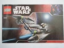 LEGO Star Wars 7656 - General Grievous Starfighter  kpl. ohne  Figuren  TOP