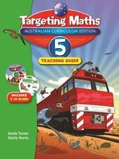 Targeting Maths Ace YR 5 Teach by Garda Turner Paperback