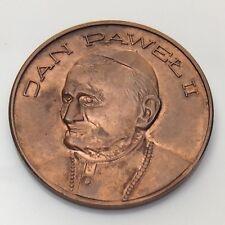 Dan Pawel II Jasna Gora Pope Token Diameter : 4.5 cm / 1.75 inches F719