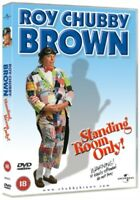 Nuovo Roy Chubby Brown - IN Piedi Stanza Only DVD