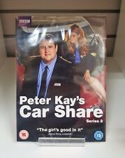 Peter Kay's Car Share Series 2 Two DVD - New and Sealed Fast and Free Delivery