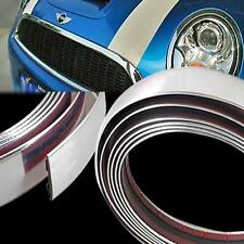 BANDE ADHESIVE CHROMEE ARGENT 21MM 3 METRE VOITURE DECO