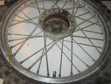 roue avant rm 125 1981