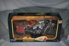 1997 New Ray Indian Motorcycle US Army WWII 1/6 Scale