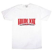 KILLING JOKE - Jester Tour (White) - T-Shirt / Size S