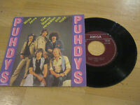 """7"""" Single Puhdys Wilde Jahre Vinyl AMIGA DDR 4 56 300"""