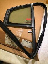 25828135 NOS OEM GM 07-09 Aura Glass-Rear Door-Fixed Window Right