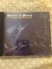 Masters of Misery - Black Sabbath: The Earache Tribute - Rare CD